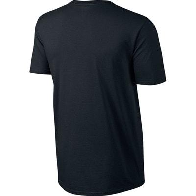 T-shirt scollo rotondo con motivo fantasia davanti T-shirt scollo rotondo con motivo fantasia davanti NIKE