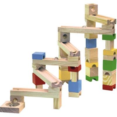 3820b165809725 Circuit bois pour billes 50 pièces Circuit bois pour billes 50 pièces FIRST  LEARNING