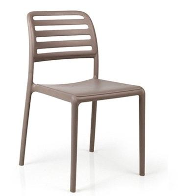chaise beige la redoute. Black Bedroom Furniture Sets. Home Design Ideas