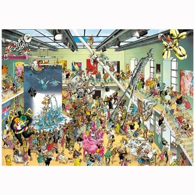 Puzzle 2000 pièces Giuseppe Calligaro : Performance Puzzle 2000 pièces Giuseppe Calligaro : Performance HEYE