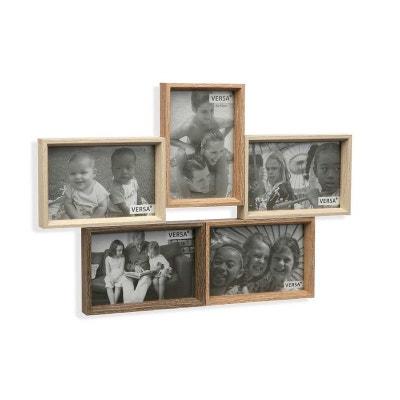 Pele mele photo en bois | La Redoute