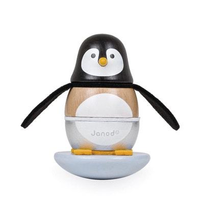 Culbuto pingouin zigolos JO8127 Culbuto pingouin zigolos JO8127 JANOD