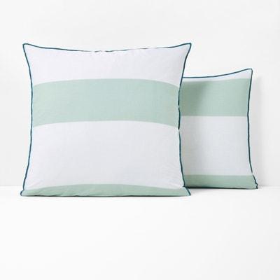Fronha de almofada em algodão YACHT Fronha de almofada em algodão YACHT La Redoute Interieurs