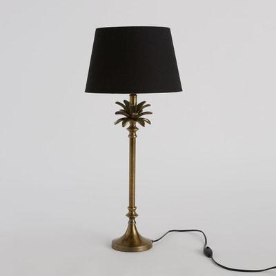 Pied de lampe à poser palmier Yvor La Redoute Interieurs