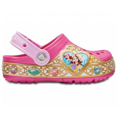 Sabot Crocs Disney princess PRINCESSE ILOU