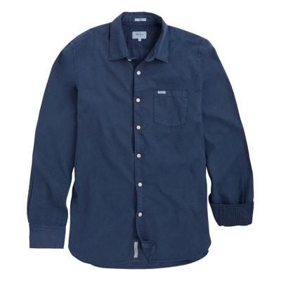 Рубашка прямая с длинными рукавами Рубашка прямая с длинными рукавами PEPE JEANS