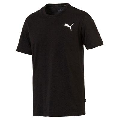 T-shirt col rond manches courtes imprimé devant T-shirt col rond manches courtes imprimé devant PUMA