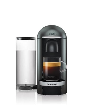 Machine à café Vertuo YY2778FD, titane KRUPS