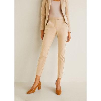 Pantalon droit costume Pantalon droit costume MANGO 8da69c45ef22