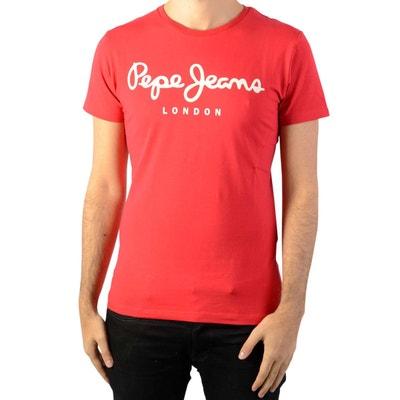 T-shirt homme Pepe Jeans en solde   La Redoute 45651fc42534