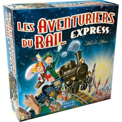 Aventuriers du rail express Aventuriers du rail express ASMODEE