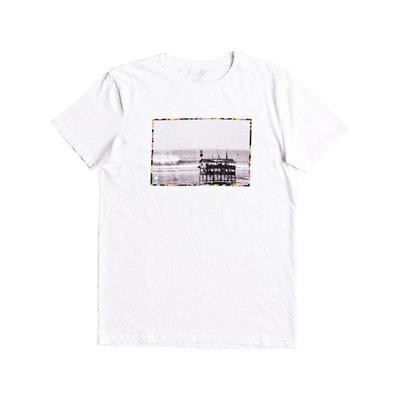 T-shirt con scollo rotondo, maniche corte QUIKSILVER