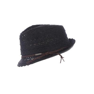 Chapeau Hatsy Fullsun Noir BANANA MOON