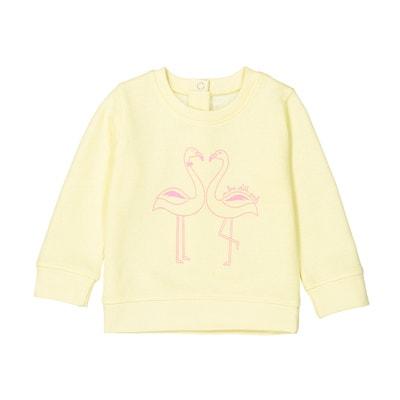 Sweatshirt mit Aufdruck, 1 Monat - 3 Jahre La Redoute Collections