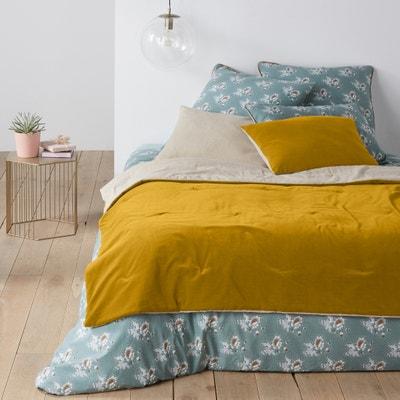 Velvet Bedspread Velvet Bedspread La Redoute Interieurs