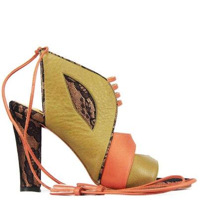 Chaussure femme en cuir KENNY Chaussure femme en cuir KENNY PRING PARIS 1d9325886cf5