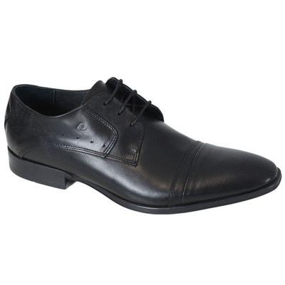 Chaussure pierre cardin en cuir nedia  noir Pierre Cardin  La Redoute