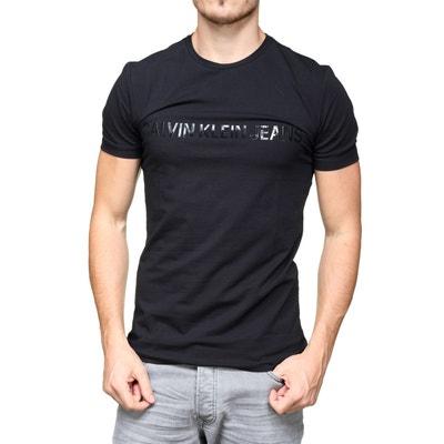 Tee Shirt Homme Calvin Klein En Solde La Redoute