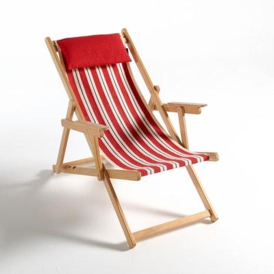 Cadeira de praia às riscas, Dovil Cadeira de praia às riscas, Dovil La Redoute Interieurs