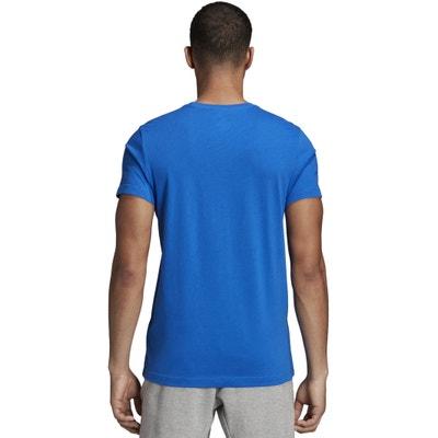 T-shirt scollo rotondo a maniche corte Squadra italiana ADIDAS PERFORMANCE