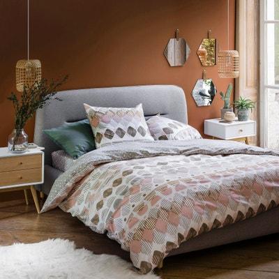 Bettbezug COOL aus Baumwolle Bettbezug COOL aus Baumwolle La Redoute Interieurs