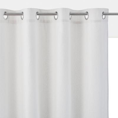 Verdunklungsvorhang TAÏMA mit Ösen, Leinen/Baumwolle La Redoute Interieurs