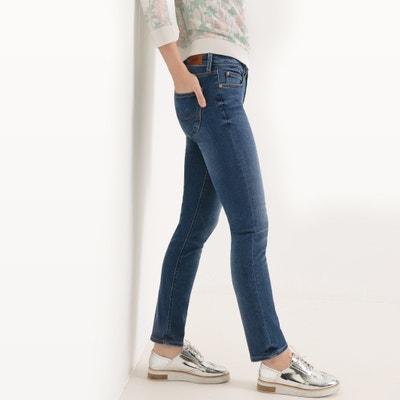 Jeans, Slim-Fit, normale Bundhöhe, Länge 31 LEE