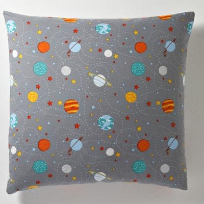 Planets Children's Single Pillowcase Planets Children's Single Pillowcase La Redoute Interieurs