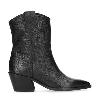 Chaussures noir femme talon en solde   La Redoute 9b435b33d2f6