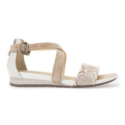 Sandales cuir D FORMOSA A GEOX