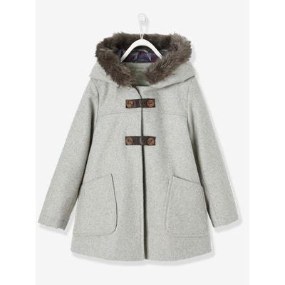Manteau chaud 4 ans fille
