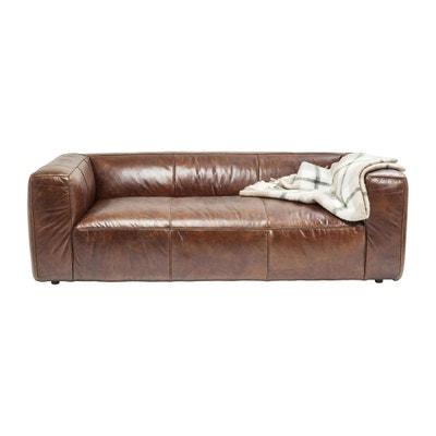 Canapé en cuir Cubetto 220 cm Kare Design KARE DESIGN