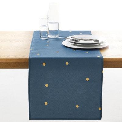 "Tischläufer ""ZINNIA"" aus beschichteter Polybaumwolle mit Fleckenschutz Tischläufer ""ZINNIA"" aus beschichteter Polybaumwolle mit Fleckenschutz La Redoute Interieurs"