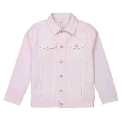 Oversized-Jacke aus Twill, 10-16 Jahre Oversized-Jacke aus Twill, 10-16 Jahre La Redoute Collections