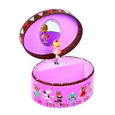 Boîte à bijoux musicale : Petruchka Boîte à bijoux musicale : Petruchka JANOD