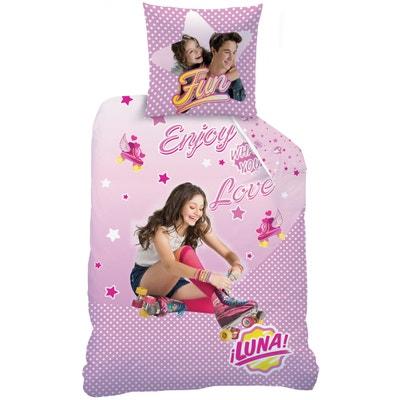 Soy Luna Roller 100% Cotton Printed Duvet Set SOY LUNA