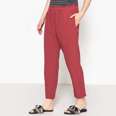 Pantalon slim taille élastique TROUSERS POMANDERE