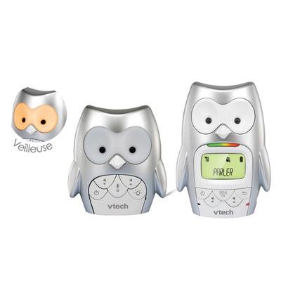 Babyphone Hibou Family BM2300 gris VTECH