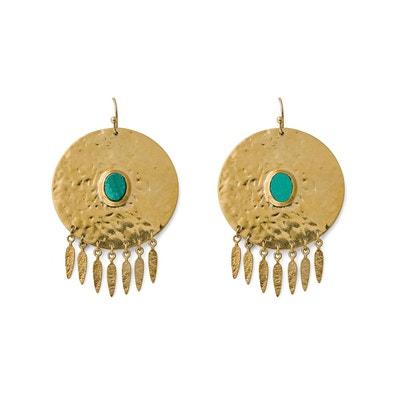 Boucles d'oreilles femme Ely Gold HIPANEMA