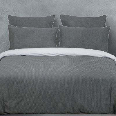 housse de couette new york en solde la redoute. Black Bedroom Furniture Sets. Home Design Ideas