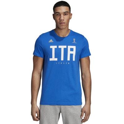 T-Shirt, runder Ausschnitt, Team Italien T-Shirt, runder Ausschnitt, Team Italien ADIDAS PERFORMANCE