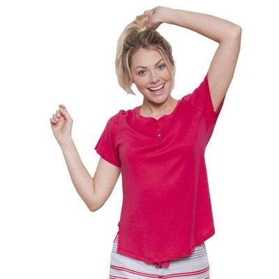Haut Pyjama Tricot Coton et Modal HEIDI Haut Pyjama Tricot Coton et Modal HEIDI CYBERJAMMIES