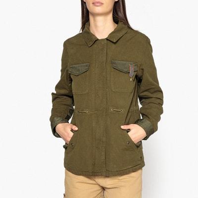 Straight Cut Utility Jacket MAISON SCOTCH