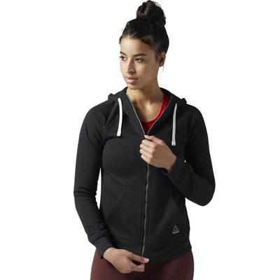 Sweat femme Combat Ombre SS. 65,99 € -55%. 29,99 € · Sweat à capuche Sweat  à capuche REEBOK 52154cc38475