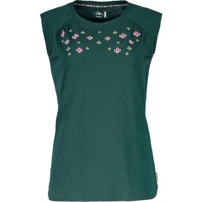 407a82dfe2cb T-shirt manches courtes Femme - vert MALOJA