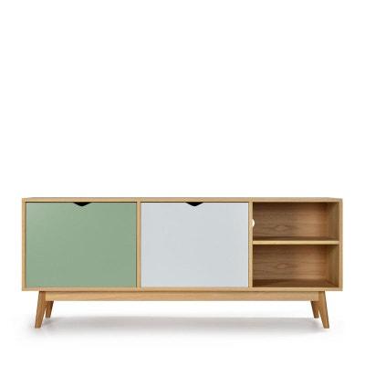 meuble chene vert la redoute. Black Bedroom Furniture Sets. Home Design Ideas