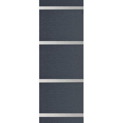panneau japonais gris la redoute. Black Bedroom Furniture Sets. Home Design Ideas