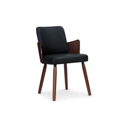 Chaise scandinave bois en solde la redoute - Chaises la redoute soldes ...
