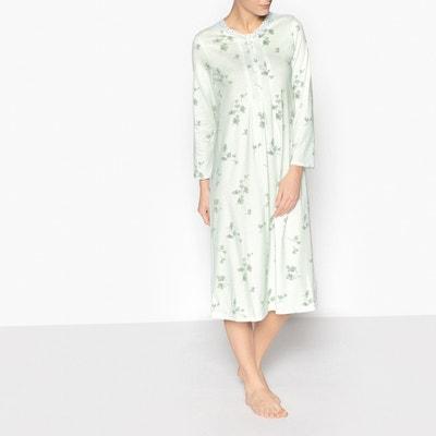 Camisa de dormir em algodão penteado ANNE WEYBURN