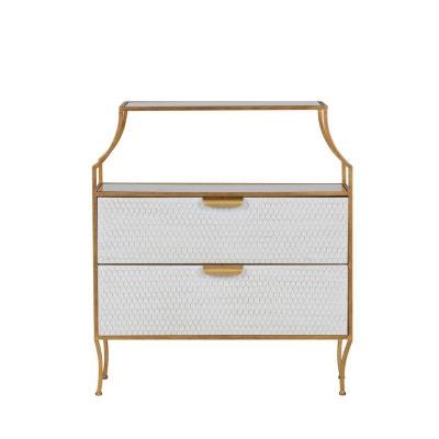 commode metallique la redoute. Black Bedroom Furniture Sets. Home Design Ideas